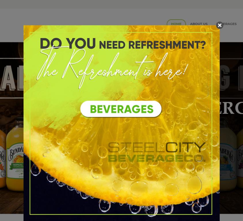 SteelCity Beverages